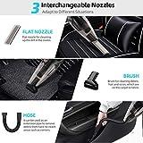Zoom IMG-2 burnnove aspirapolvere portatile 120w 9500pa