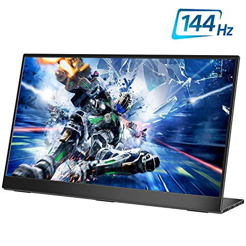 Tragbarer USB C Gaming Monitor, UPERFECT 15,6