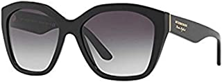 Burberry Cat Eye Sunglasses For Women, Grey & Brown - BE4261 36598E57