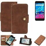 K-S-Trade® Handy-Hülle Für Archos Core 55P Schutz-Hülle