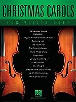 Christmas Carols for Violin Duet