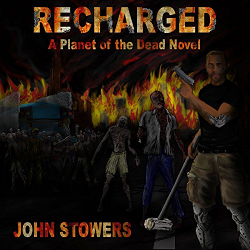 Recharged audiobook cover art