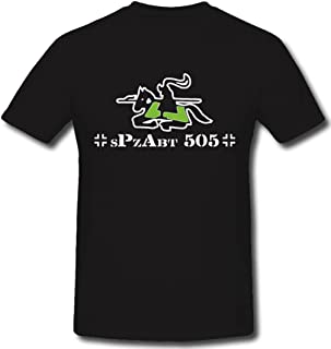 SPzAbt 505 Gravity Tank Battalion Crest Poland Germany Rider Knight Cavalry