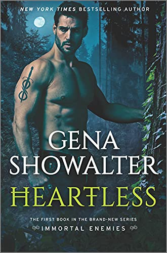 Heartless: A Paranormal Romance (Immortal Enemies, 1)