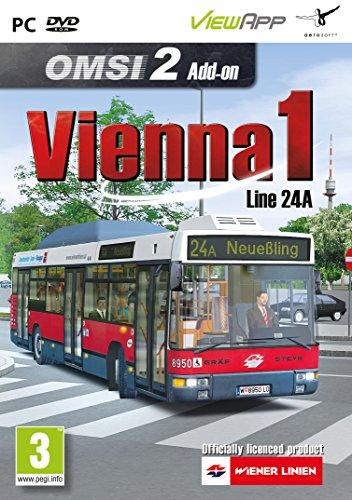 Vienna 1 Linie 24A (OMSI 2 Add-On)  PC