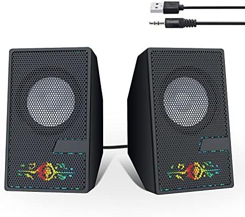 Top 10 Best audio speakers for computer Reviews