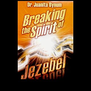 Breaking the Spirit of Jezebel audiobook cover art