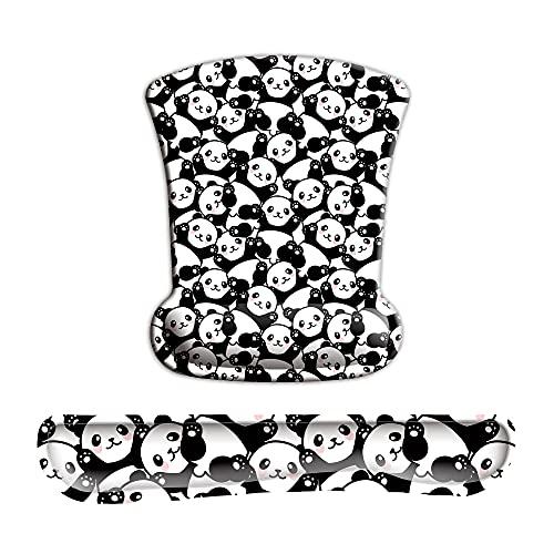 Waldeal Cute Panda Keyboard Wrist R…