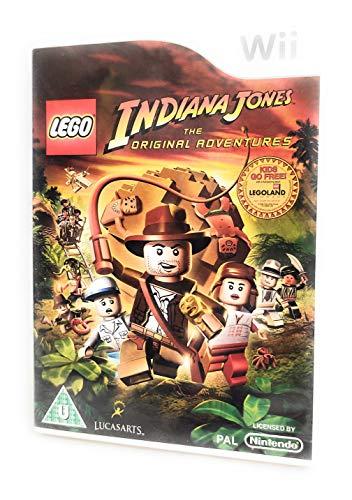 Lego Indiana Jones The Original Adventure - Nintendo Wii