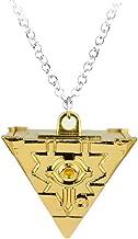 Yuesha Aiyin Metal YuGiOh Millenium Puzzle Necklace Pendant