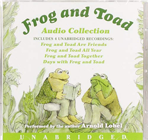 Frog and Toad CD Audio Collection (I Can Read! - Level 2)の詳細を見る