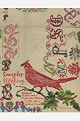 Sampler Stitching: Notebook for Keeping Track of My Sampler Stitching & Other Historic Needlework Projects Paperback