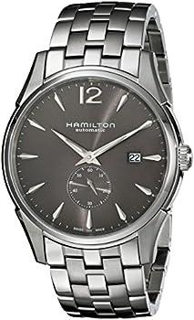 Hamilton Jazzmaster Charcoal Black Dial Men's Watch
