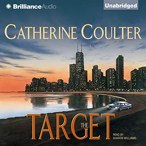 The Target: An FBI Thriller, Book 3 audiobook cover art