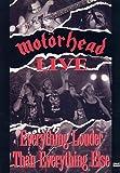 Songtexte von Motörhead - 1916 Live...Everything Louder than Everything Else