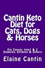 Cantin Keto Diet for Cats, Dogs & Horses