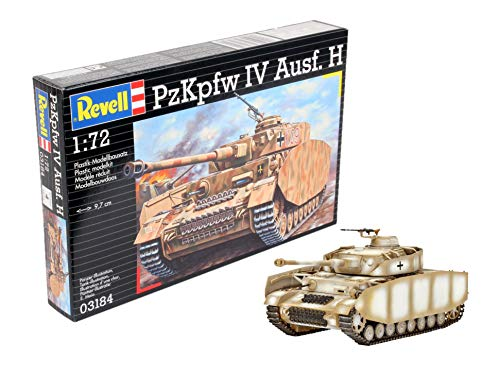 Revell - 03184 - Maquette - Pzkpfw. Iv Ausf.H
