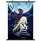 ALTcompluser Anime Angels of Death Rollbild Wallscroll