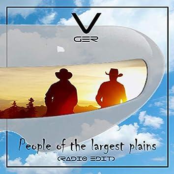 People of the Largest Plains (Radio Edit)