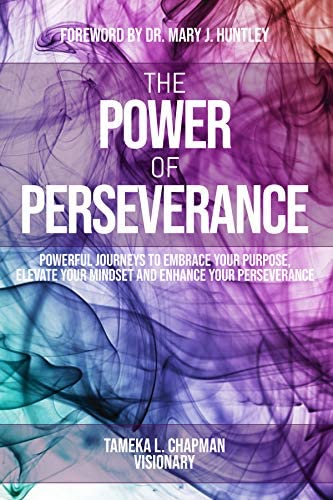 The Power of Perseverance Powerful Journeys to Embrace Your Purpose Elevate Your Mindset and product image