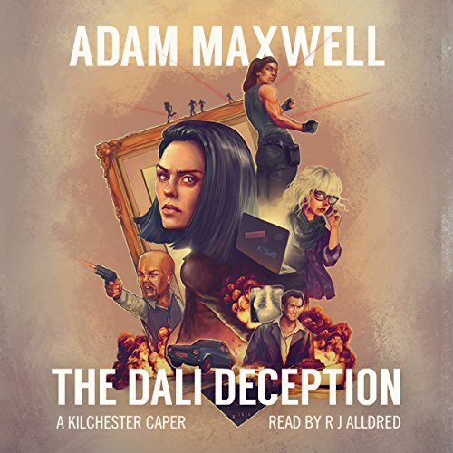 The Dali Deception audiobook cover art