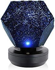 مصباح رومانتيك ليد باضاءة على شكل نجوم من ماينستاي ثلاثي الابعاد، اضاءة لغرفة نوم الاطفال، واضاءة المنزل