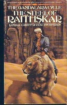 The Steel of Raithskar 0553237470 Book Cover