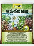Tetra ActiveSubstrate (suelo natural de minerales de arcilla neutros al agua, alternativa a las piñas de acuario)