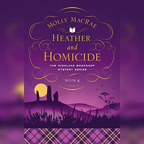 『Heather and Homicide』のカバーアート