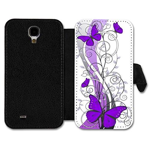 Book Style Flip Handy Tasche Hülle Schutz Hülle Schale Motiv Etui für Samsung Galaxy ACE S5830 - A13 Design10