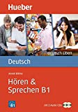 DT.ÜBEN Hören & Sprechen B1 (L+CD-Aud) (Gramatica Aleman)
