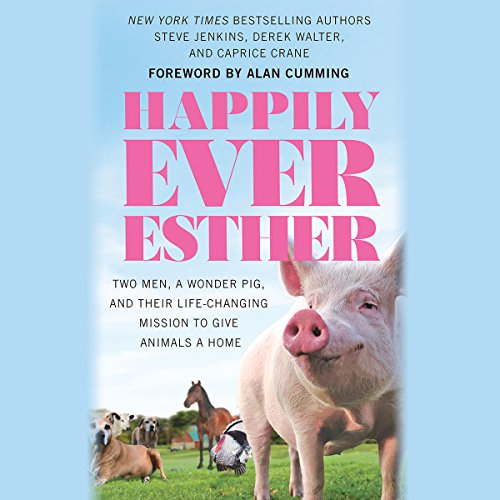 Happily Ever Esther audiobook cover art