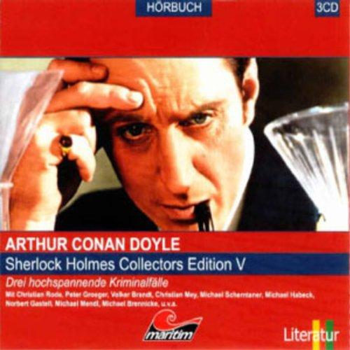 Sherlock Holmes Collectors Edition V Titelbild
