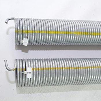 703 R//L 700 R703 Torsionsfeder passend zu H/örmann Torfeder Garagentorfedern 704 701 702 707 705