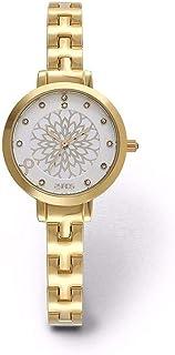 زايروس ساعة رسمية نساء انالوج بعقارب خليط معدني - ZY0016