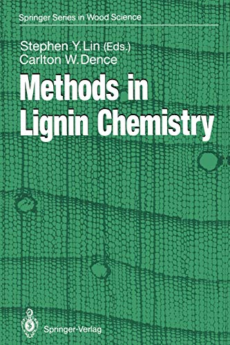 Methods in Lignin Chemistry (Springer Series in Wood Science)