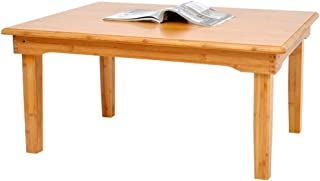 ZXQZ Table Pliante Accueil Table Pliante Table Multifonction Table à Manger Pliante Table à thé Bureau Pliant (Taille : 80...