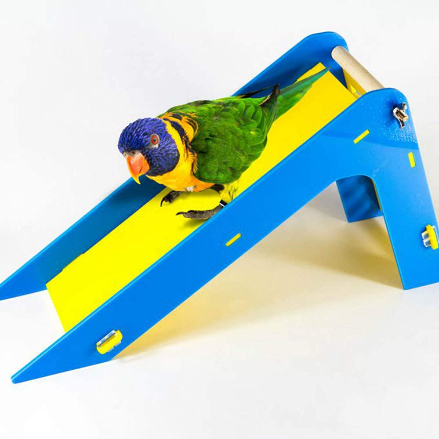 1 PCS Parred pet Bird Puzzle Development Toy Skill Training Parred Climbing Ladder Slide AP10151703PY