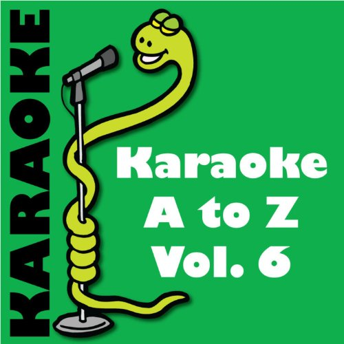 Invisible [Karaoke Version] (Made Famous By 'Alison Moyet')