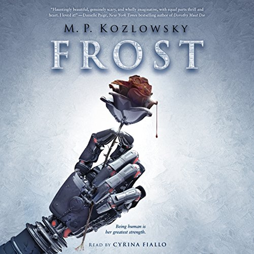 Frost audiobook cover art