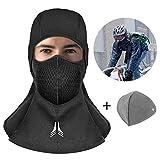 innislink Sturmhaube Motorrad, Sturmmaske Balaclava Winter Skimaske Motorradmaske Fahrrad Maske...