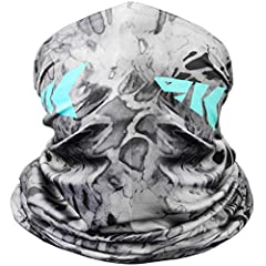 KEY FEATURES – UPF 50 UV face and neck protection – Breathable poly-spandex material – Multipurpose design can be used as a fishing face mask and worn 13 different ways – Fashionable Prym1 colors UPF 50 PROTECTION – The KastKing Sol Armis Gaiter for ...