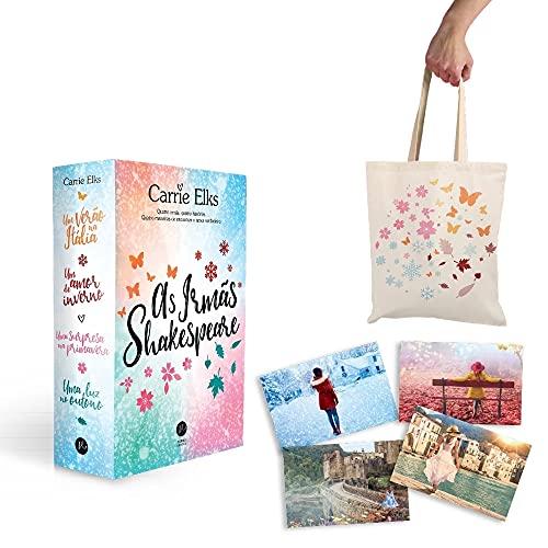 Box As Irmas Shakespeare (acompanha Ecobag E Postais)
