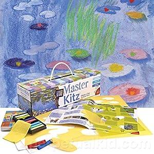 Master Kitz Kidzaw Water Lilies