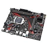 ACD Fit For JGINYUE H61 Placa Base LGA 1155 Fit For para Intel I3 I5 I5 XEON E3 V2 1155 Procesador DDR3 16G 1333 / 1600MHz Memoria VGA + HDMI H61M-H