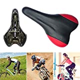 LET'S PLAY LP-1208 Bike Seat for Gym Cycle, Mountain Bike Bicycle Saddle Seat