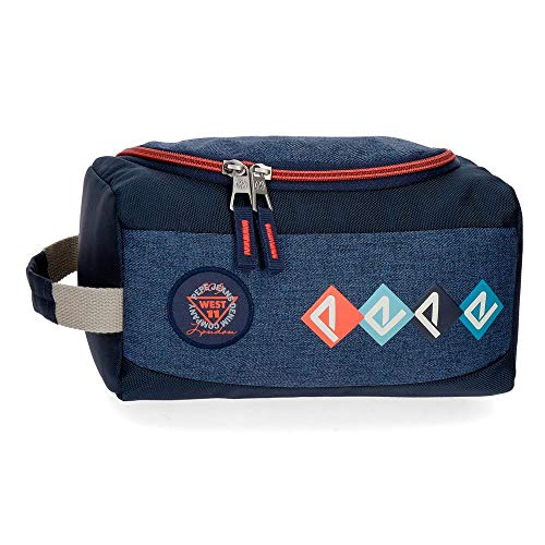 Trousse de toilette adaptable Pepe Jeans Paul