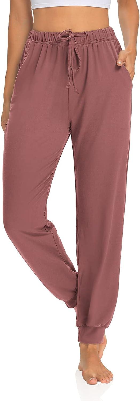 KEEPBEAUTY Womens Sweatpants Super sale period limited Yoga Pants Lounge Drawstring Comfy Cheap SALE Start