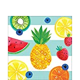 Amscan 511954 Luncheon Napkins Party Supplies, One Size, Multicolor