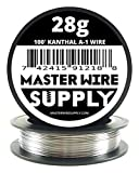 Kanthal A1 - 100' - 28 Gauge Resistance Wire